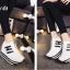 รองเท้าผ้าใบสีขาว ST8029-WHI thumbnail 4