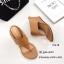 รองเท้าเตารีด แบบคีบ mcm 915-78-TAN (สีแทน) thumbnail 3