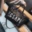 กระเป๋าสะพายกระเป๋าถือกระเป๋าปักเลื่อม แฟชั่นงานนำเข้าปักเลื่อมวิ๊บวับ MB18-00905-BLK [สีดำ] thumbnail 3