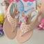 รองเท้าแตะลำลองรัดส้นสีนู๊ด 992-31-นู๊ด thumbnail 3
