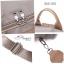 กระเป๋าเป้ผู้หญิงสะพายแบบน่ารัก สะพายได้หลายแบบ BAG-061-เทา (สีเทา) thumbnail 4