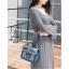 กระเป๋าสะพายกระเป๋าถือ แฟชั่นนำเข้างานสุด cute แบรนด์ axixi AXI-A12402-BLU (สีน้ำเงิน) thumbnail 5