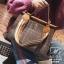 กระเป๋าสะพายกระเป๋าถือ แฟชั่นนำเข้าทรงยอดฮิตแบบแบรนด์ดัง MB18-01001-BRO (สีน้ำตาล) thumbnail 5