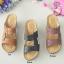 รองเท้าลำลองเพื่อสุขภาพสีม่วง 579-1-ม่วง thumbnail 4
