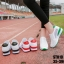 รองเท้าผ้าใบเสริมส้นสีแดง LB-ST010-RED thumbnail 4