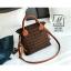 กระเป๋าสะพายกระเป๋าถือ แฟชั่นนำเข้าแบรนด์ BEIBAOBAO ดีไซน์เก๋ส์ BC327-BRO [สีน้ำตาล] thumbnail 3