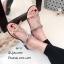 รองเท้าแตะโซ่คาดหน้า G4112-ครีม (สีครีม) thumbnail 2