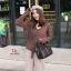 กระเป๋าถือแฟชั่นนำเข้า Style Gucci DLB-0002-BLK (สีดำ) thumbnail 1