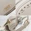 กระเป๋าสะพายกระเป๋าคาดเอว แฟชั่นนำเข้าแบบสุดเก๋ส์ แบรนด์ axixi แท้ AX-12452-CRM (สีครีม) thumbnail 4