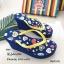 รองเท้าเตารีดคีบพอลแฟรง H001-กรม (สีกรม) thumbnail 2