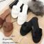 รองเท้าแตะหนัง Style Brand Herme DD22-ขาว (สีขาว) thumbnail 3