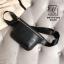 กระเป๋าแฟชั่นงานนำเข้าแบบคาดสุดฮิป MB18-01806-BLK (สีดำ) thumbnail 1