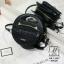 กระเป๋าสะพายกระเป๋าถือ แฟชั่นนำเข้าดีไซน์สุดเก๋ส์ AX-12357-BLK (สีดำ) thumbnail 2