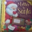 A Letter to Santa (ปกนวม) By Ned Taylor Hardback 22 Pages ราคา 150