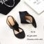 รองเท้าเตารีด แบบคีบ mcm 915-78-BLK (สีดำ) thumbnail 1