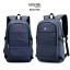 แบบมาใหม่ กระเป๋าเป้ผู้ชาย ดีไซน์สุดเท่ห์ BAG-068-น้ำเงิน (สีน้ำเงิน) thumbnail 1