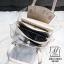 กระเป๋าแฟชั่นงานนำเข้าแบบวัสดุพลาสติกใสดีไซน์สุดเก๋ส์ MB18-02501-SIL (สีเงิน) thumbnail 5