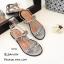 รองเท้าแตะโซ่คาดหน้า G4112-เทา (สีเทา) thumbnail 5