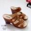 รองเท้าเพื่อสุขภาพสีน้ำตาล งานชู-ลิ-ซึ่ LB-10181-น้ำตาล thumbnail 2