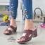 รองเท้าลำลองเพื่อสุขภาพสีม่วง 579-1-ม่วง thumbnail 1