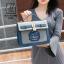 กระเป๋าสะพายกระเป๋าถือ แฟชั่นนำเข้างานสุด cute แบรนด์ axixi AXI-A12402-BLU (สีน้ำเงิน) thumbnail 4