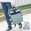 กระเป๋าเป้แฟชั่นงานนำเข้าสไตล์แบรนด์ดัง MB18-01904-LT_GRN (สีเขียวอ่อน) thumbnail 2