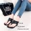 รองเท้าเตารีด แบบคีบ mcm 915-78-BLK (สีดำ) thumbnail 4