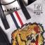 กระเป๋าสะพายกระเป๋าถือ แฟชั่นงานนำเข้าใบใหญ่สไตล์แบรนด์ดัง MB18-01401-GRY [สีเทา] thumbnail 5