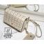 กระเป๋าสะพายกระเป๋าถือ แฟชั่นนำเข้าดีไซน์สุดหวาน AX-12292-CRM (สีครีม) thumbnail 3