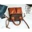 กระเป๋าสะพายกระเป๋าถือ แฟชั่นนำเข้าแบรนด์ BEIBAOBAO ดีไซน์เก๋ส์ BC327-BRO [สีน้ำตาล] thumbnail 4