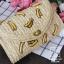 กระเป๋าสะพายกระเป๋าถือกระเป๋าสาน แฟชั่นนำเข้างานสาน hand made MB18-01101-YEL (สีเหลือง) thumbnail 3