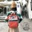 กระเป๋าเป้แฟชั่นงานนำเข้าสไตล์แบรนด์ดัง MB18-01904-ORA (สีส้ม) thumbnail 2
