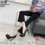 พร้อมส่ง รองเท้าคัชชูงานเกาหลีนำเข้า K9316-BLK [สีดำ] thumbnail 3