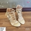 พร้อมส่ง รองเท้าส้นสูง สไตล์เกาหลี 16-1312-GLD [สีทอง] thumbnail 2