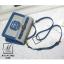 กระเป๋าสะพายกระเป๋าถือ แฟชั่นนำเข้างานสุด cute แบรนด์ axixi AXI-A12402-BLU (สีน้ำเงิน) thumbnail 3