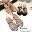 รองเท้าแตะโซ่คาดหน้า G4112-ดำ (สีดำ) thumbnail 3