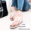 รองเท้าเตารีด แบบคีบ mcm 915-78-APR (สีแอปริคอท) thumbnail 5