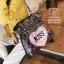 กระเป๋าสะพายกระเป๋าถือกระเป๋าปักเลื่อม แฟชั่นนำเข้าปักเลื่อมสุด cool MB18-00702-MIX [สีรุ้ง] thumbnail 1