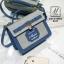 กระเป๋าสะพายกระเป๋าถือ แฟชั่นนำเข้างานสุด cute แบรนด์ axixi AXI-A12402-BLU (สีน้ำเงิน) thumbnail 2