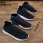 รองเท้าผ้าใบสีดำ ST013-BLK thumbnail 5