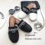 รองเท้าแตะทรงสลิปเปอร์ เปิดส้นgivenchy G611-ขาว (สีขาว) thumbnail 3