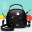 กระเป๋าสะพายกระเป๋าถือ แฟชั่นนำเข้าทรงสวย แบรนด์ BEIBAOBAO แท้ BD2221-BLK (สีดำ) thumbnail 1