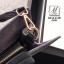 กระเป๋าสะพายกระเป๋าถือ แฟชั่นงานนำเข้าใบใหญ่สไตล์แบรนด์ดัง MB18-01401-GRY [สีเทา] thumbnail 4