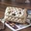 กระเป๋าแฟชั่นนำเข้าสะพายข้าง style CHANEL WFO-0001-GLD (สีทอง) thumbnail 1