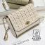 กระเป๋าสะพายกระเป๋าถือ แฟชั่นนำเข้าดีไซน์สุดหวาน AX-12292-CRM (สีครีม) thumbnail 1