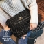 กระเป๋าสะพายกระเป๋าถือ ครัชแฟชั่นงานนำเข้าสไตล์แบรนด์ดังสุดหรู MB18-01207-BLK [สีดำ] thumbnail 4