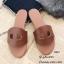 รองเท้าแตะหนัง Style Brand Herme DD22-ตาล (สีน้ำตาล) thumbnail 1