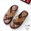 รองเท้าพื้นสุขภาพสีน้ำตาล ชนชอป LB-319-น้ำตาล thumbnail 2