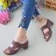 รองเท้าลำลองเพื่อสุขภาพสีม่วง 579-1-ม่วง thumbnail 2