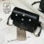 กระเป๋าสะพายกระเป๋าถือ แฟชั่นนำเข้าดีไซน์สุดชิคทรง box AX-12348-BLK (สีดำ) thumbnail 2